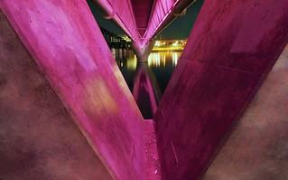 Mill Avenue Bridge in Tempe, AZ