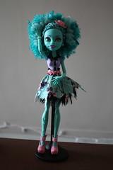 Monster High (anilineblack) Tags: honey swamp monsterhigh