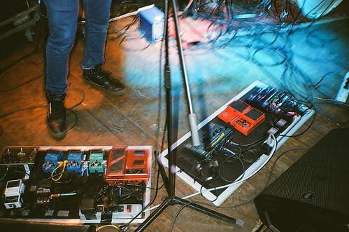 boss film analog 35mm gold kodak iso400 moscow live flash gear el contax ten timeline tuner eleven boomerang pedalboard t2 digitech tremolo whammy contaxt2 postrock looper elteneleven eventide oc3 xp100 bluesdriver masterskaya geartalk el1011