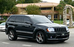 Jeep Grand Cherokee SRT8 (SPV Automotive) Tags: sports car jeep grand cherokee suv srt8