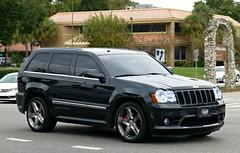 Jeep Grand Cherokee SRT8 (SPV Automotive) Tags: sports car jeep grand cherokee suv srt8