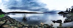 Loch Lomond New Years Day 2014 (John Lindie) Tags: winter scotland loch lomond lochlomond