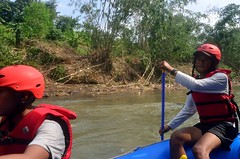 HLS_4166 (Indonesia Documentary Photographer) Tags: trash rafting waste survey bogor survei depok sampah bojonggede ciliwungriver