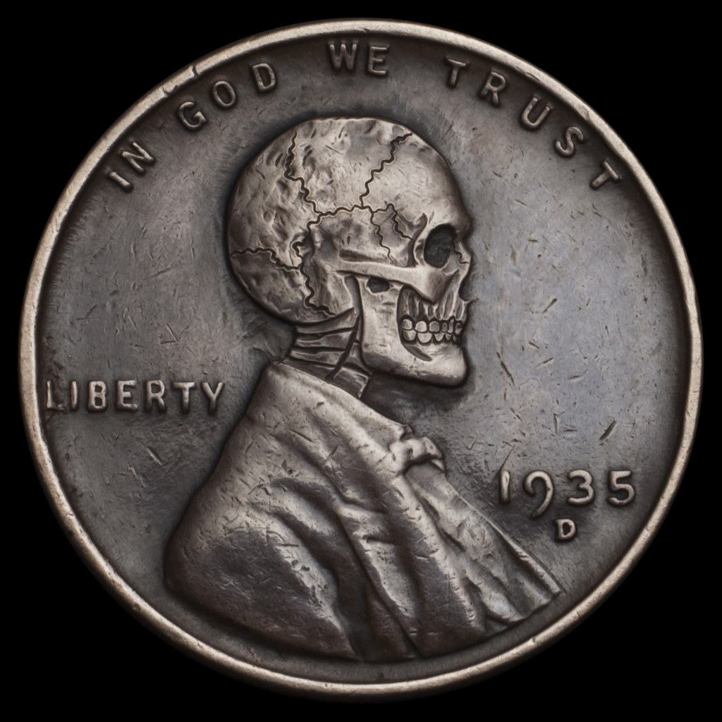 The World's most recently posted photos of coin and engraved