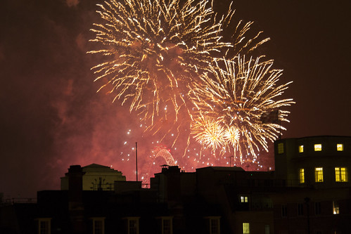 Fireworks, champagne and both opera and big band classics headline a spectacular evening.