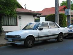 Peugeot 505 2.0 SRi 1994 (RL GNZLZ) Tags: peugeot peugeot505 505sri