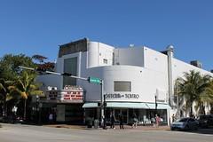 Cameo Theater (Phillip Pessar) Tags: cameo theater theatre cinema art deco architecture building south beach miami sobe florida roadside