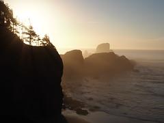 P1240030 (benguernsey) Tags: ocean cliff beach oregon pacific astoria cannonbeach oswaldwest shortsands traveloregon