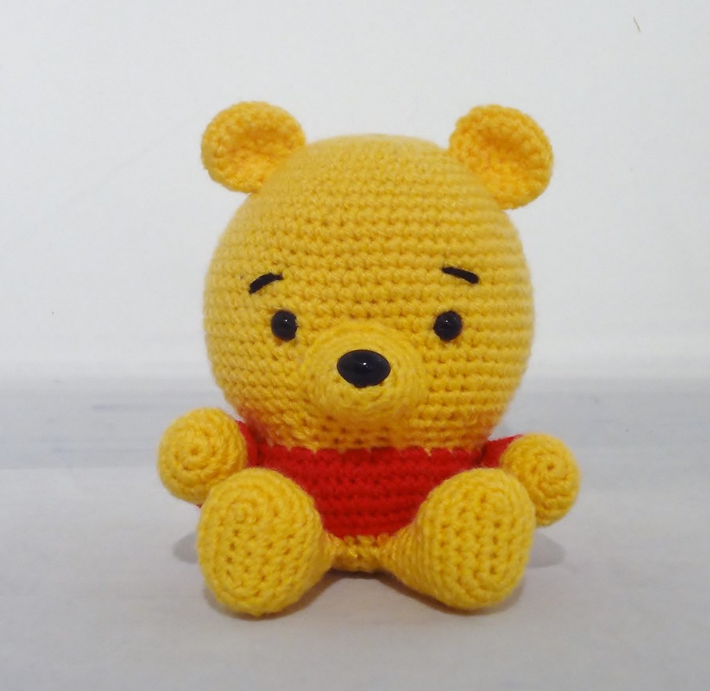 Winnie The Pooh Amigurumi Schemi : The Worlds most recently posted photos of crochet and ...