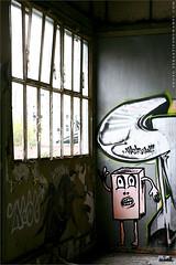 Playground Project - Paris. IMG110413_204__S.D/S.I.P_FR_JPG Compression. (Sbastien Duhamel) Tags: copyright news paris france canon french graffiti europa europe european photographer newmedia eu agency artists canon5d press information fr francia prensa fra artistes fotografo photojournalist pantin informacion photographe presse addictedtoflickr fotoperiodista flickrsbest frenchphotographer fotoreportero photojournaliste graffeurs golddragon graffitiartists ultimateshot flickrdiamond bancodeimagenes flickriver goldstaraward thebestofday rubyphotographer flickrlovers photographefranais mdiapart flickroom playgroundproject canaldelourcq flickrhivemindgroup reporterphoto fotografofrancs footagestock artistesgraffeurs projetplayground banquedimages journalistephoto lebtimentdesdouanesdepantin
