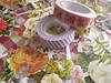 cromos y tapes monos (Lolo & Olé! (Inma)) Tags: flowers flores vintage feur cromos decotape maskintape wasitape