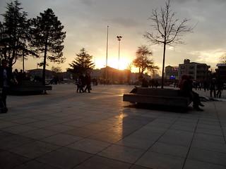 Sunset in Sunday
