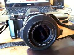 Raynox DCR-150 @Stylus1 (Oliver Deisenroth) Tags: stylus1