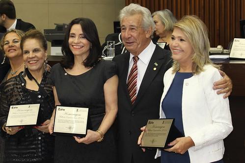 Homenagem as Mulheres Empreendedoras 2014