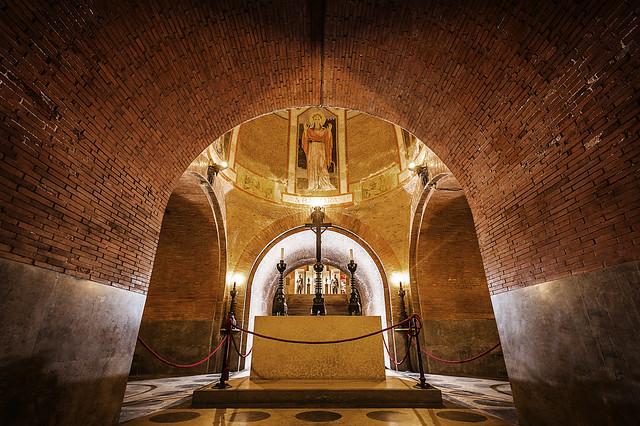 Complesso monumentale del Vittoriano, Sacello del Milite Ignoto.