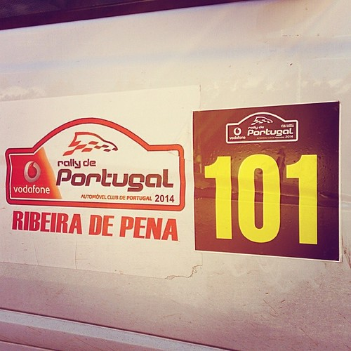 Carcomidos Team at #WRC #RallyDePortugal