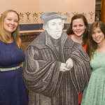 "<b>Senior Send-Off</b><br/> Seniors celebrate their time at Luther at Hotel Winnishiek.<a href=""http://farm4.static.flickr.com/3744/14068082720_734b0c2356_o.jpg"" title=""High res"">∝</a>"