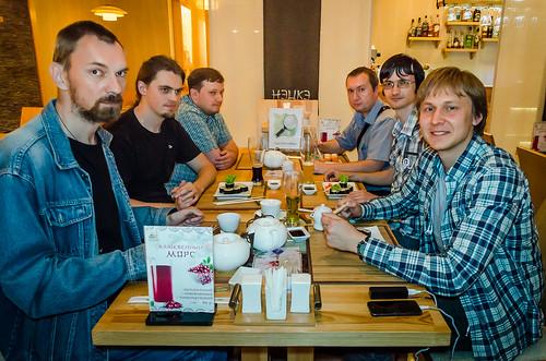 Третья пензенская картовечеринка // Third mapping party in Penza, Russia