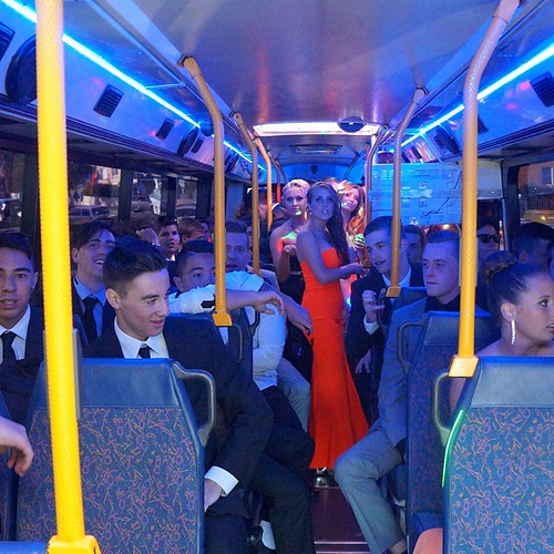 We're getting enquiries for school formals. Have you started planning for yours? Call us on 04 500 600 55 to book your party bus transfer.