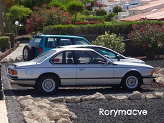 BMW 635CSi (Rorymacve Part II) Tags: auto road bus heritage cars sports car truck automobile estate transport historic bmw motor saloon compact roadster 635csi motorvehicle bmw635csi worldcars