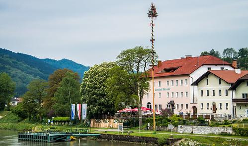 2015 - Passau/Melk - Danube River - Gasthof Draxler