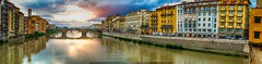 Firenze Panorama (​j૯αท ʍ૮ℓαท૯) Tags: firenze panorama colorful colors colores couleurs arno