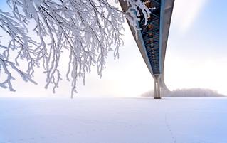 Bridge from Lappeenranta