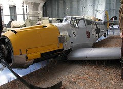 "Messerschmitt Bf-109E 17 • <a style=""font-size:0.8em;"" href=""http://www.flickr.com/photos/81723459@N04/32456203194/"" target=""_blank"">View on Flickr</a>"