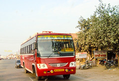 Raj Transport (Malwa Bus) Tags: 2010 bus india malwabusarchive punjab transport travel rajtransport amritsar jaito bathinda tatabus tata busservice transit transportation