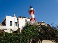 Old lighthouse Jaffa