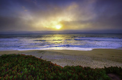 Half Moon Bay, CA (FedeSK8) Tags: explore california fedesk8 federicoscotto halfmoonbay sigma1020mm sunset beach surrealism nature spiaggia
