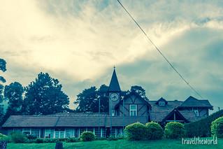 Edificio inglés