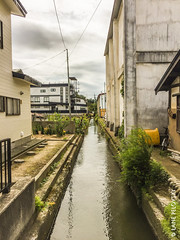 Hirosaki Canal (lpvisuals.com) Tags: temple castle hirosaki japan nippon palace zen garden streets water peace sony