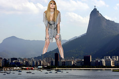 Jennifer visits Rio (joe117able) Tags: rio lawrence jennifer mega giantess