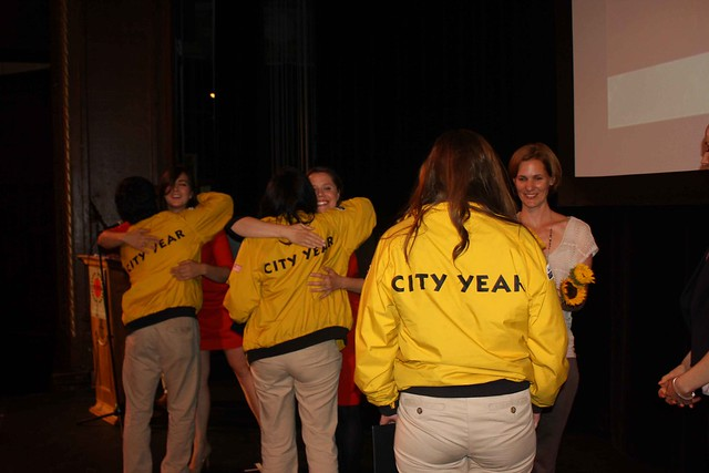 City Year LA Graduation 2013