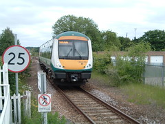 Arriving at Newmarket (APB Photography) Tags: newmarket turbostar abellio 170273 greateranglia