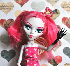 Girls! I'm back!!! (lucylacri) Tags: ca pink love hair amour cupid