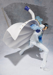 Figuarts ZERO ONE PIECE 青雉 庫山Battle Ver.
