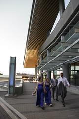 Vancouver Convention Center - LMN (4) (evan.chakroff) Tags: canada vancouver britishcolumbia da conventioncenter 2009 mcm lmnarchitects lmn vancouverconventioncenter evanchakroff vcec vancouverconventionexhibitioncenter chakroff