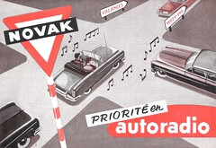NOVAK Car Radio Dealer Brochure (BELGIUM 1954)_1 (MarkAmsterdam) Tags: old classic sign metal museum radio vintage advertising design early tv portable colorful fifties tsf mark ad tube battery engineering pickup retro advertisement collection plastic equipment deck tape electronics era handheld sheet catalog booklet collectible portfolio recorder eames electrical atomic brochure console folder forties fernseher sixties transistor phono phonograph dealer cartridge carradio fashioned transistorradio tuberadio pocketradio 50s 60s musiktruhe tableradio magnetophon plaskon 40s kitchenradio meijster markmeijster markamsterdam coatradio tovertoom