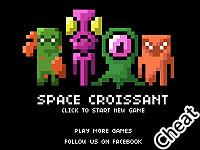 太空牛角麵包:修改版(Space Croissant Cheat)