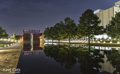Oklahoma City Bombing Memorial (Kool Cats Photography over 5 Million Views) Tags: travel oklahoma museum architecture nationalpark route66 scenic structure historic historical nik oklahomacity bombingmemorial yabbadabbadoo traveloklahoma nikviveza sigma1770mmf284dcmacrooshsmlens