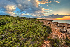 Sunrise 2 (solapi) Tags: sunset sea beach beautiful sigma mallorca hdr oriol ribera vigilantphotographersunite solapi oriolribera