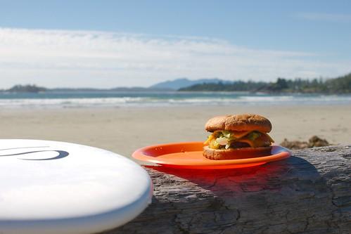 Sea, Burger, Surf & Sun