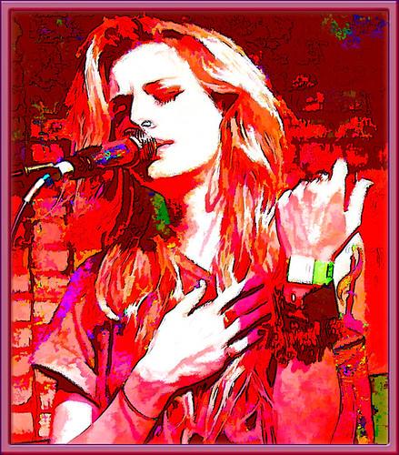 Juliet Simms Automatic Loveletter
