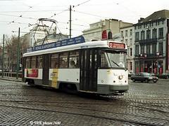 7011-076800 (VDKphotos) Tags: belgium tram bn antwerpen pcc vlaanderen vvm pcca vvm1