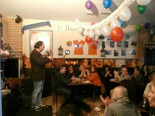 "Aniversario 2013 de La Taberna del Tiempo • <a style=""font-size:0.8em;"" href=""http://www.flickr.com/photos/93117114@N03/10798210474/"" target=""_blank"">View on Flickr</a>"