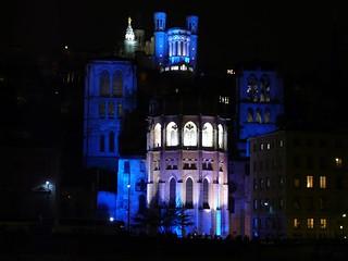 Lyon, Fête des Lumières 2008
