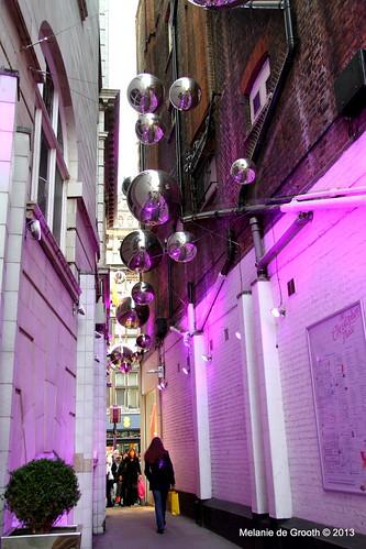 Purple Alleyway