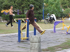 exercizing in the park (francesca.clemente) Tags: china shanghai ningbo hangzhou threepondsmirroringthemoon currency foodmarket spongebob wedding fish exercise bike lake traffic westlake dreamboat francescaclemente clementefrancesca cagliari leuven gatti viaggi francesca clemente burrito foodtruck food electronics taco travel trip green europe asia america holiday art architecture nature city landscape sea italy sky cat cats